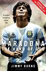 Copertina di Maradona - The Hand of God